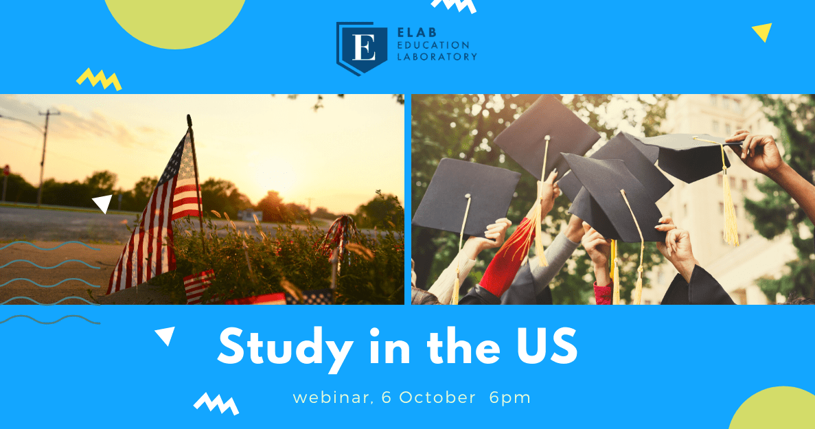 Study in the US webinar